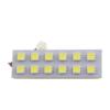 Kép 1/5 - Autós LED - CLD313 - 20 x 60 mm (W5W, C5W, BA9S) - 240 lm - can-bus - SMD - 3W - 12V