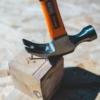 Kép 2/2 - Professzionális ács kalapács - 450 g
