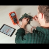 Kép 2/2 - Smart, digitális multiméter - Bluetooth, LED háttérvilágítás