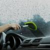 Kép 2/3 - 2 az 1-ben autós ablaktisztító - páratörlővel és jégkaparóval