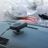 Kép 2/2 - Autós páramentesítő és fűtőventilátor