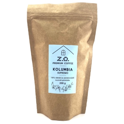 Z.O. Premium coffee Kolumbia 100% Arabica
