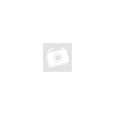 Zuhanyfüggöny - kék-fehér mintás - 183 x 183 cm