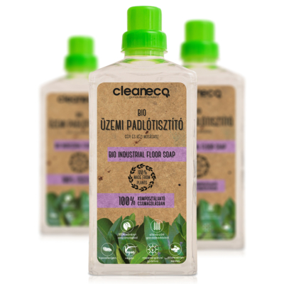 Cleaneco Bio Üzemi Padlótisztító