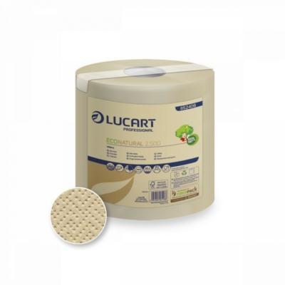Lucart eco natural  törlőkendő 500 LAP