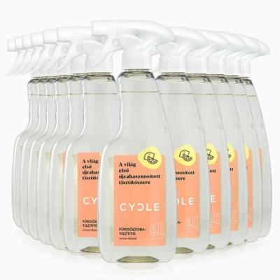 Cycle Fürdőszoba tisztító citrus illattal
