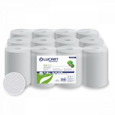 Lucart Eco 14 CF kéztörlő tekercs (fehér) 2 RÉTEGŰ  240 LAPOS  12DB / CSOMAG