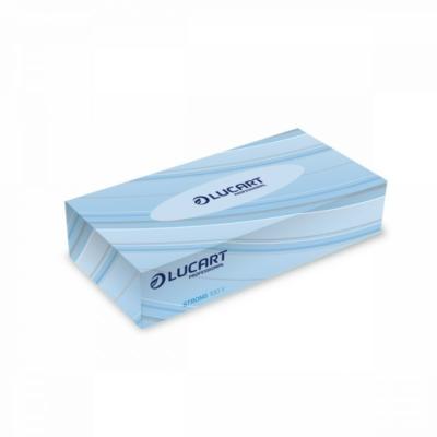Lucart Strong 100 V Dobozos papírzsepi 2 RÉTEGŰ 100 LAP / DOBOZ