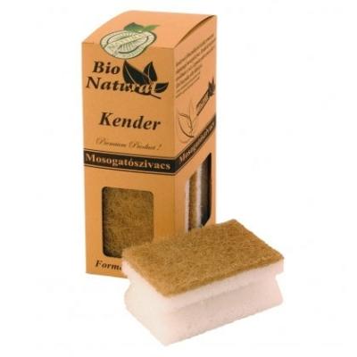 Eco Natural mosogatószivacs formázott Kender 4 db