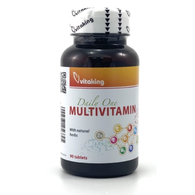 vitaking multivitamin daily one