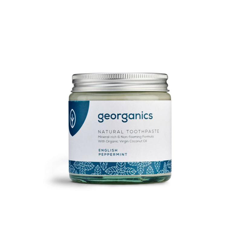 Georganics angol borsmenta fogkrém