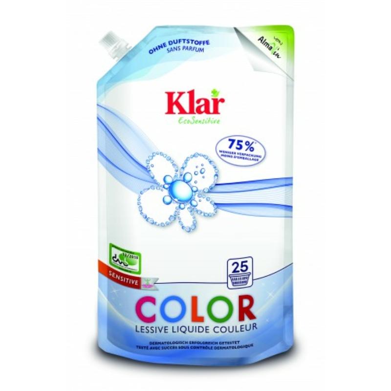 AlmaWin Klar Color szenzitív folyékony mosószer színes ruhákhoz