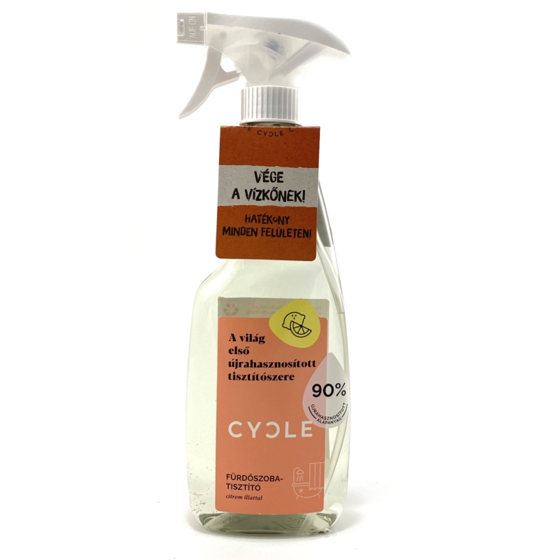 Cycle Fürdőszoba tisztító citrus illattal 500ml