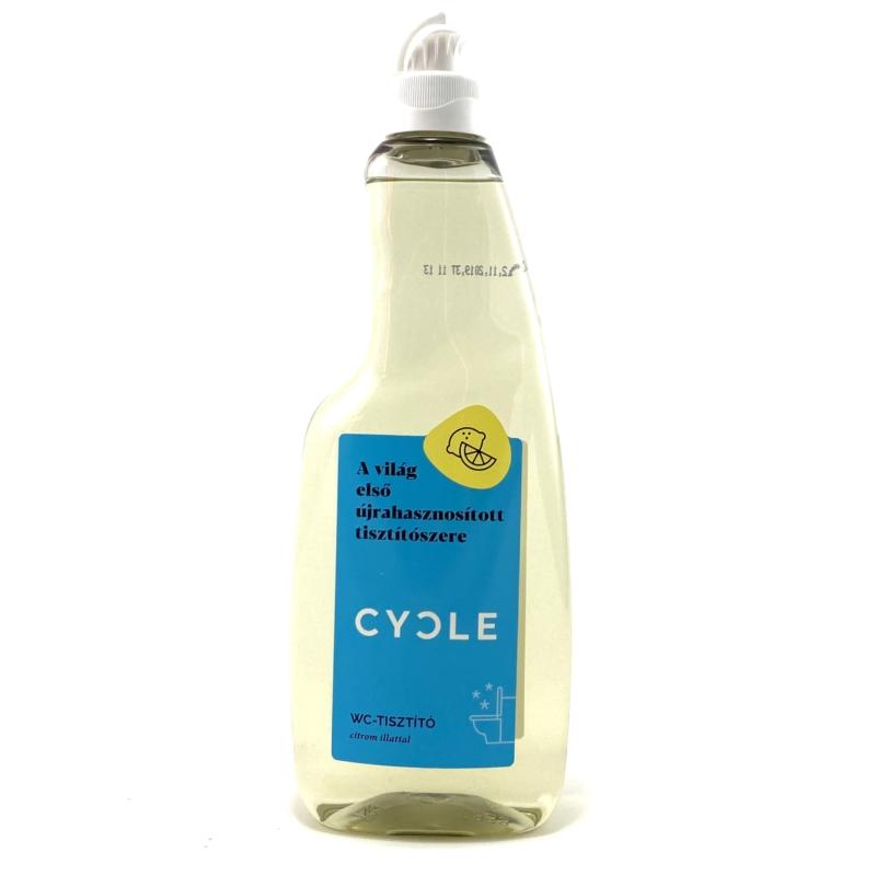 Cycle Wc tisztító citrus illattal 500ml