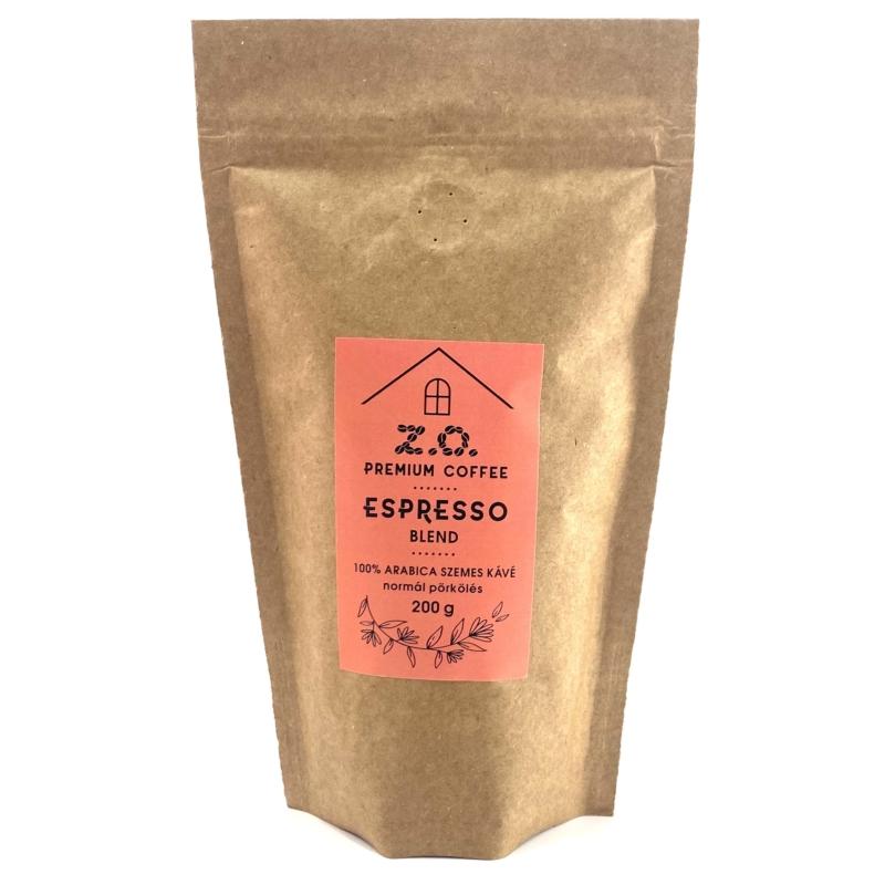 Z.O. Premium coffee Espresso Blend szemes kávé