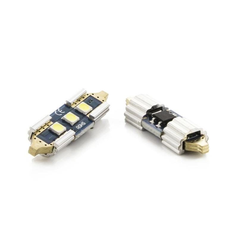 Autós LED - CAN135 - sofita 31 mm - 350 lm - can-bus - SMD - 3W - 2 db / bliszter