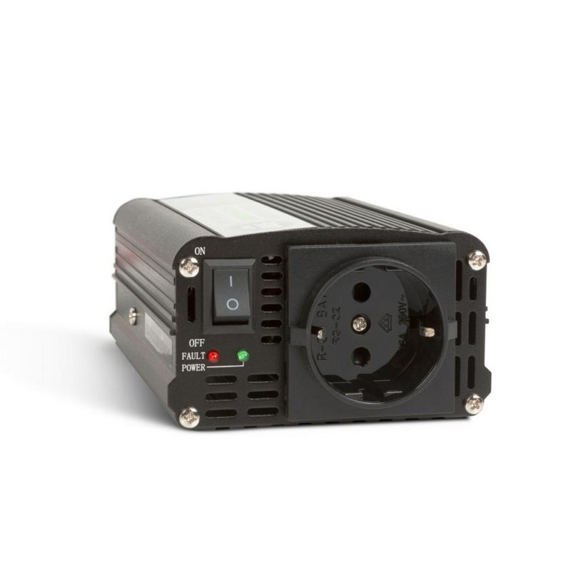 Feszültség átalakító inverter - 12 V - 300 W