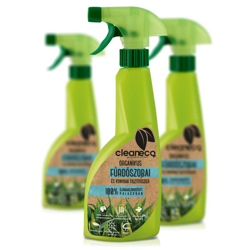 Cleaneco Fürdőszobai és Konyhai Tisztítószer