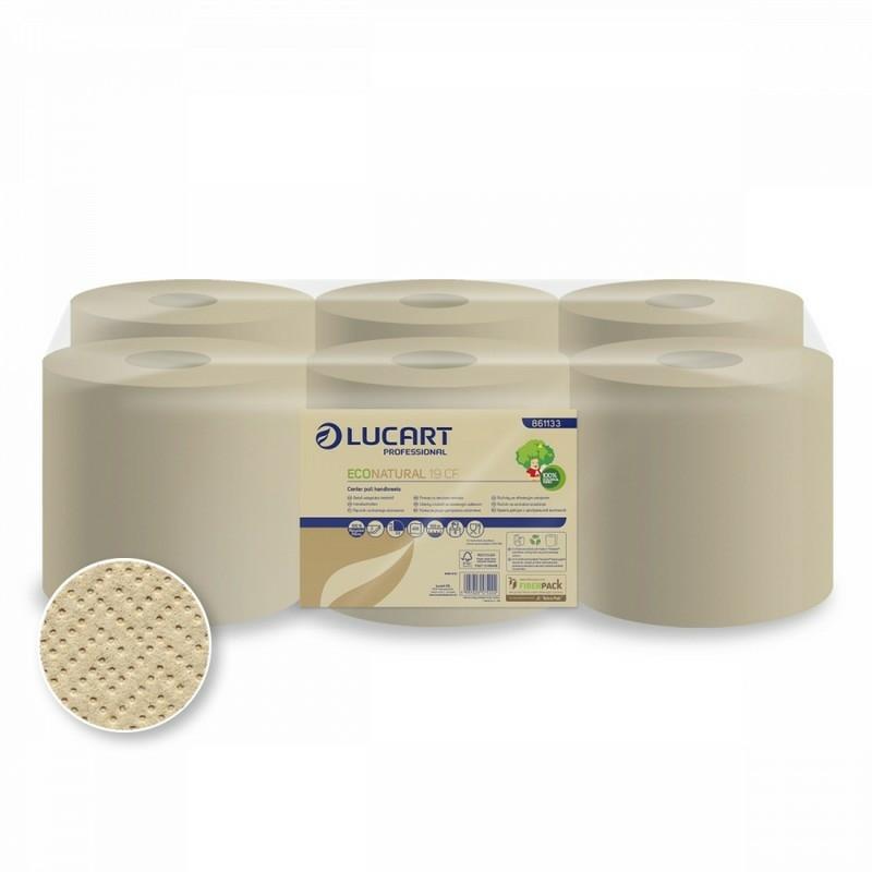 Lucart EcoNatural papírtörlő 435lap