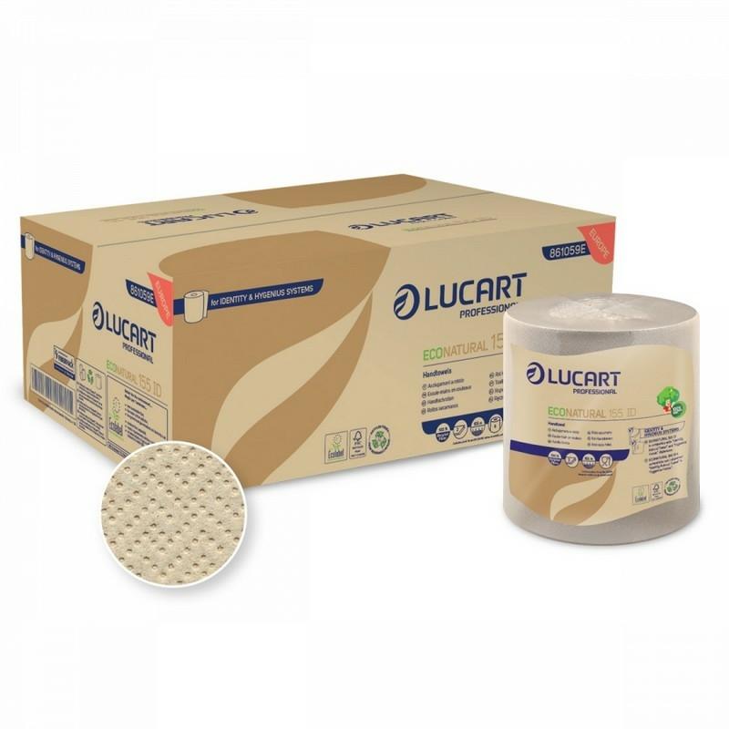 Lucart EcoNatural  papírtörlő  554
