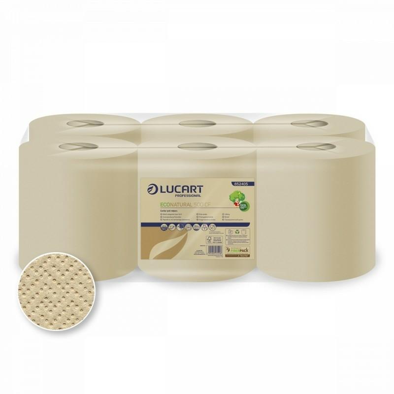 Lucart EcoNatural 500 CF papírtörlő