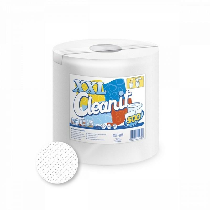 Lucartpapírtörlő Cleanit XXL 500