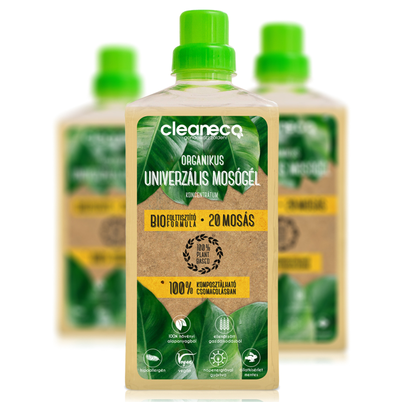 cleaneco organikus mosógél 1l