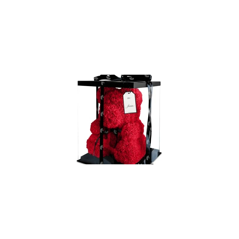rózsamaci 40 cm piros 2