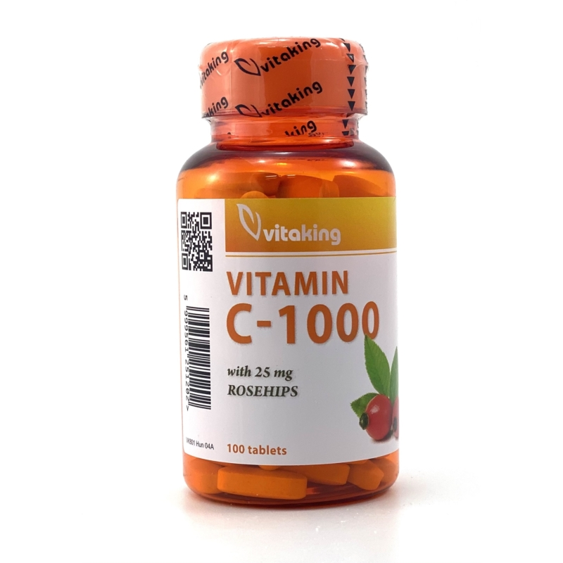 vitaking 1000mg c-vitamin